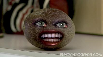 Annoying Orange - Passion of the Fruit
