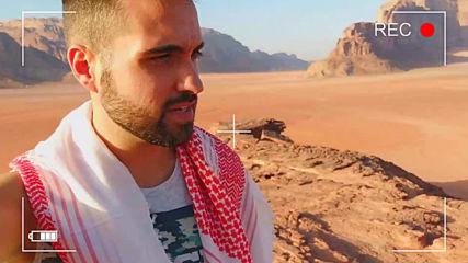 Не спрях да хълцам в ЙОРДАНИЯ: Местни слушат Азис и яздя камила за първи път (Travel Vlog)