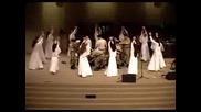 Еврейски танци - сценка