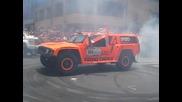 Dakar 2012 - Robby Gordon - Drift - Lima -carlos Aliaga