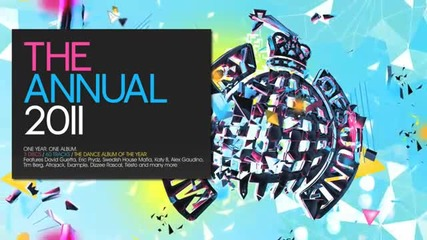 The Annual 2012 (ministry of Sound) Mega Mix