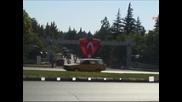 Турската армия разполага части по сирийската граница