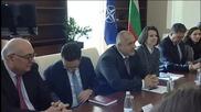 Борисов обсъди с генералния секретар на НАТО парите за отбрана