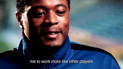 Inside The Pro - Patrice Evra Train Your Way