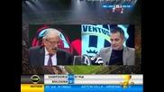 Тициано Крудели надмина себе си Милан - Ювентус