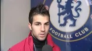Watch this video in a new windowfabregas post - Chelsea (2 - 1 to the Arsenal)