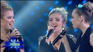 A.V.A. - X Factor Live (03.11.2015)
