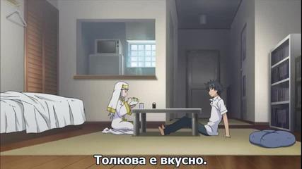 To Аru Majutsu no Index - 01 [ Бг субс ]
