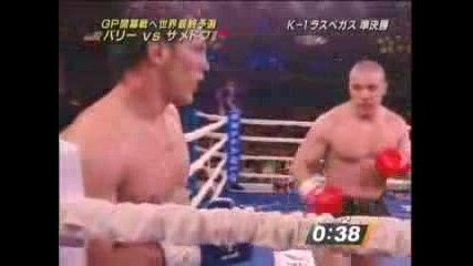 Zabit Samedov Vs Patrick Barry Round1 - 2
