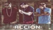 Pancho y Castel - Comienza La Accion Audio Video ft. Carlitos Rossy