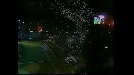 В Аржентина откриха нов стадион за $21 млн.