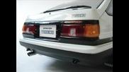 Toyota Sprinter Trueno Ae86 Tuned - Initial D