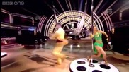 Natalie Gumede and Artem- Showdance to Steppin Out With My Baby