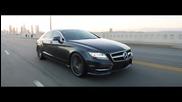 Подчертан стил в Mercedes Benz C L S 550