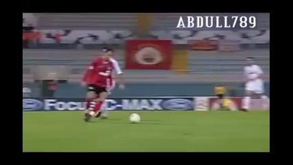 10 - те най - страхотни гола на Бербатов