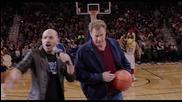 БАЩА В ИЗЛИШЪК - откъс Баскетбол
