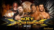 Michael Mcgillicutty & Johnny Curtis vs. Team Hell No (wwe Tag Team Championship Match) - Wwe Nxt