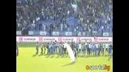Синя Радост на Герена! Левски Шампион! 31.05.2009.