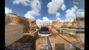 Trackmania 2 Canyon - Full Speed