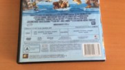 Българското Dvd издание на Ледена епоха 4: Континентален дрейф (2012) А Плюс Филмс 2012
