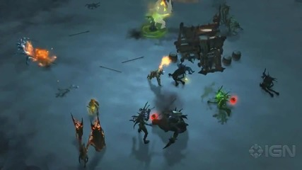 Diablo 3 - Witch Doctor Spotlight - Darkness Falls, Heroes Rise