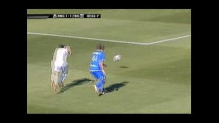 Реал Мадрид Кастия 3 - 1 Тенерифе