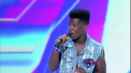 Никой не очакваше такъв глас - Willie Jones - The X Factor Usa 2012