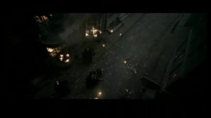Harry Potter And The Half Blood Prince [behind The Scene] Hd качество - Част2