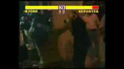 Street Fighter На Живо