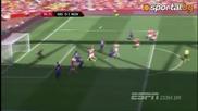 Арсенал - Монако 0:1
