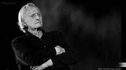 Рютгер Хауер почина на 75 години