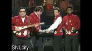 Snl - I Wish It Was Christmas Today