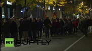 Germany: Thousands of PEGIDA protesters rally against refugees in Dresden