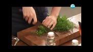 Бургери от киноа, салата от броколи, пилешка яхния на фурна - Бон Апети (28.03.2013)