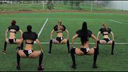 Най-добрия секси футболен twerk!