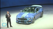Ford Mustang Drifts The Abandoned City Of Ordos