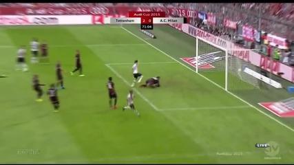 05.08 Тотнъм - Милан 2:0