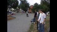 Skateboarding - Mike Vallely - Ollie Gap