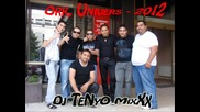 Ork. Univers Ft Zechi 2012 - 6 Bashalel Davuli Live Dj Tenyo Mixxx