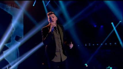 James Arthur - Impossible Финал на Uk X Factor