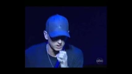 Eminem - Beautiful (live @ Jimmy Kimmel, 2009)