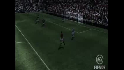 Fifa 09 bicycle kicks tutorial