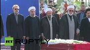 Iran: President Rouhani calls for urgent inquiry into pilgrim stampede deaths