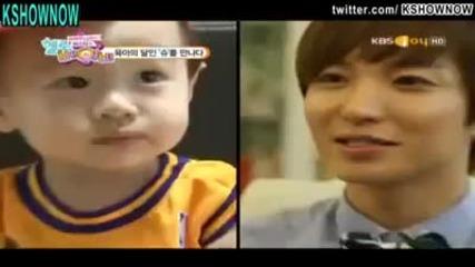 (eng subs) Hello Baby(with Leeteuk)-season 4 Episode 1 Part 3