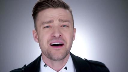 +бг Субс ! Michael Jackson & Justin Timberlake - Love Never Felt So Good