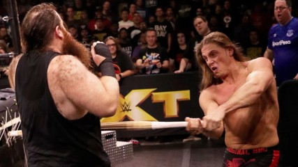 Matt Riddle and Killian Dain's Street Fight devolves into chaotic brawl: WWE NXT, Sept. 18, 2019