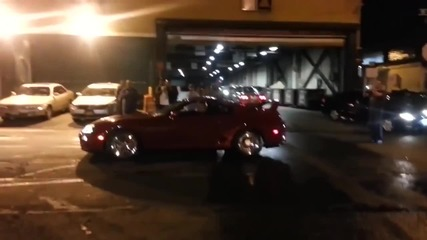 Как се откача с Toyota Supra 2jz