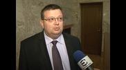 """Новият главен прокурор Сотир Цацаров пред ТВ """"Европа"""": Първата задача на прокуратурата е изпълнението на препоръките, залегнали"""