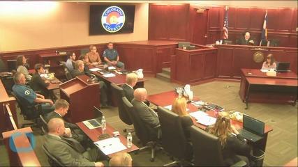 Sick Juror Delays Colorado Movie Massacre Trial