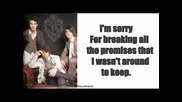 Jonas Brothers - Sorry ~* Karaoke*~